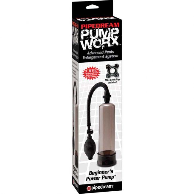 Pump Worx Beginner's Power Pump - Black