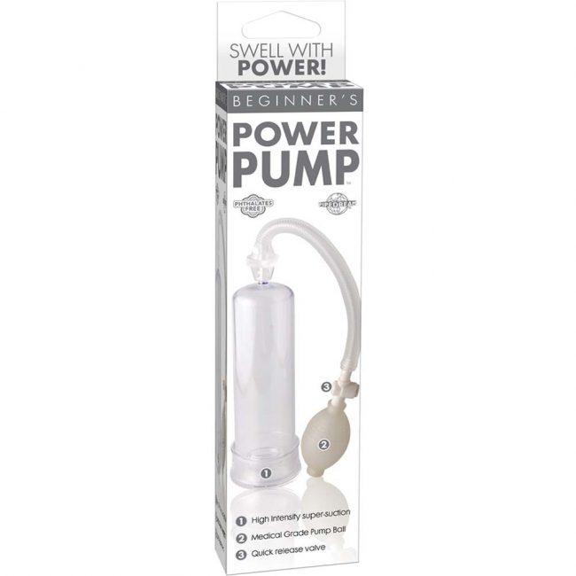 Beginner's Power Pump - Clear