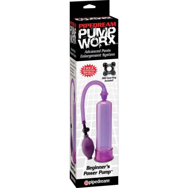 Pump Worx Beginner's Power Pump - Purple
